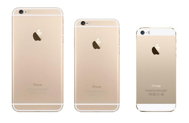 iPhone 6s dan iPhone 6s Plus Terlihat di Data Log Tanpa Kehadiran iPhone 6c