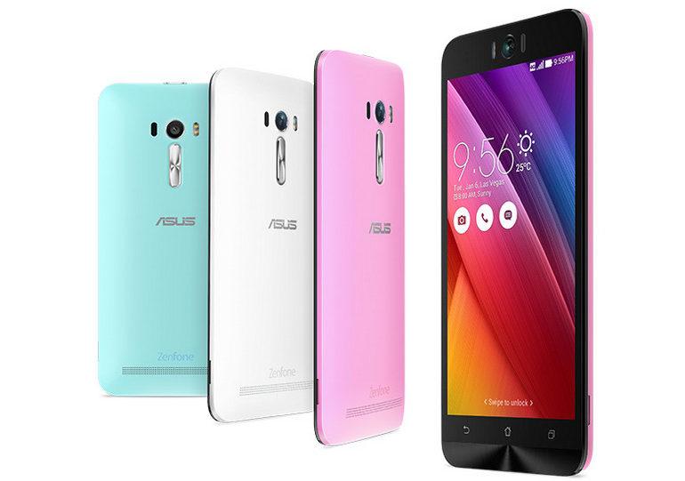 Asus Zenfone 2 dan Zenfone Selfie Diharapkan Bisa Dongkrak Penjualan Asus Hingga 2 Juta Perangkat