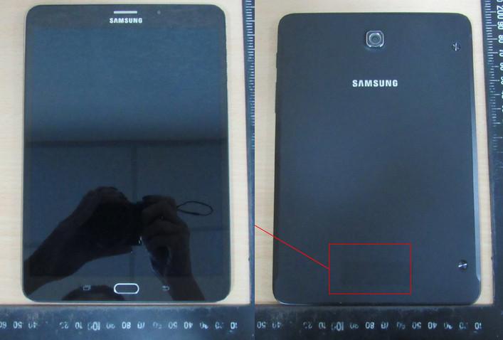Samsung Galaxy Tab S2 8.0 Teregistrasi di FCC Amerika Serikat
