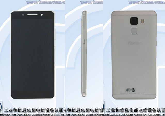 Spesifikasi Huawei Honor 7 Terpampang di Situs TENAA