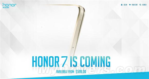 Huawei Honor 7 Bakal Dijual Seharga Rp 7,9 Juta