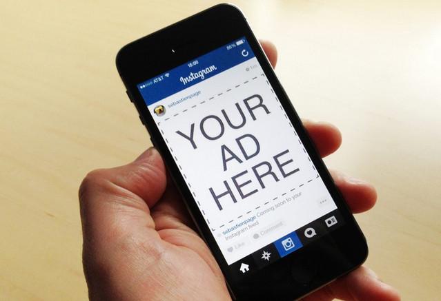 Instagram Mulai Coba Dagang Iklan