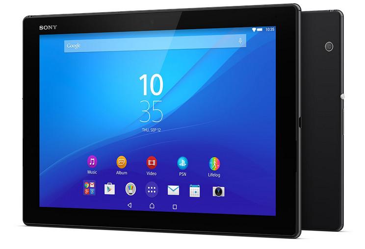 Ketersediaan Sony Xperia Z4 Tablet Molor Hingga Juni