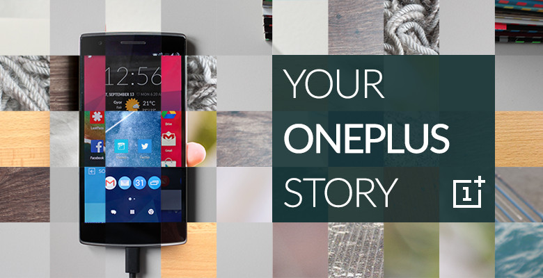Kontes Your OnePlus Story