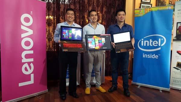 Jajaran Perangkat PC Baru Lenovo Diluncurkan di Indonesia