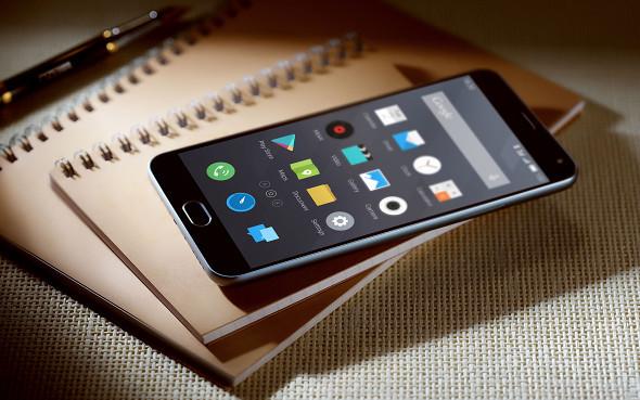 Meizu M2 Note Telah Resmi Diperkenalkan