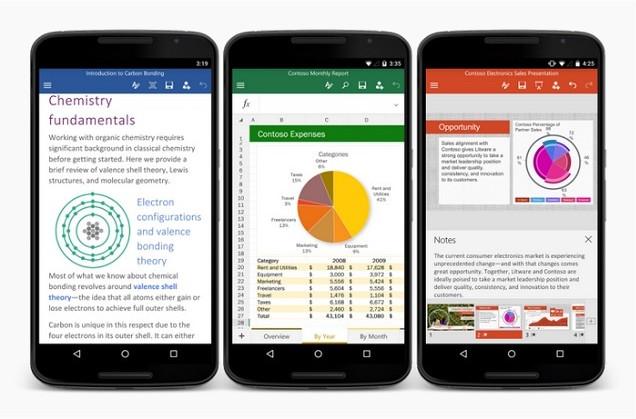 Microsoft Office Untuk Smartphone Android Akhirnya Resmi Dirilis