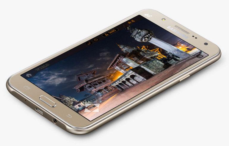 Samsung Galaxy J7 Dipacu Exynos 7580 Terbaru