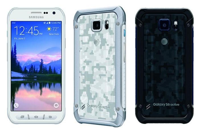 Samsung Galaxy S6 Active Telah Resmi Diumumkan