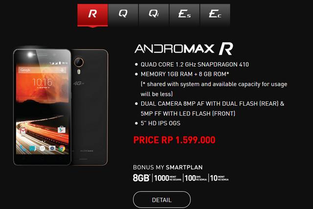 Asus Zenfone 5 Bakal Jadi Lawan Tanding Smartfren Andromax R