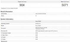 Sony Mungkin Sedang Kerjakan Xperia Z4 Compact Bernomor Model E5663