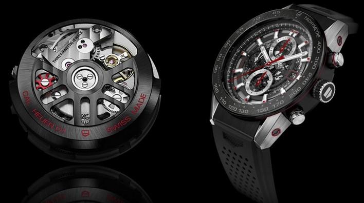Smartwatch Pertama Tag Heuer Itu Bernama 'Carrera Wearable 01'