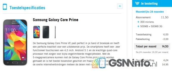 Tak Cuma Grand Prime, Samsung Galaxy Core Prime Juga Bakal Hadir Dalam Value Edition