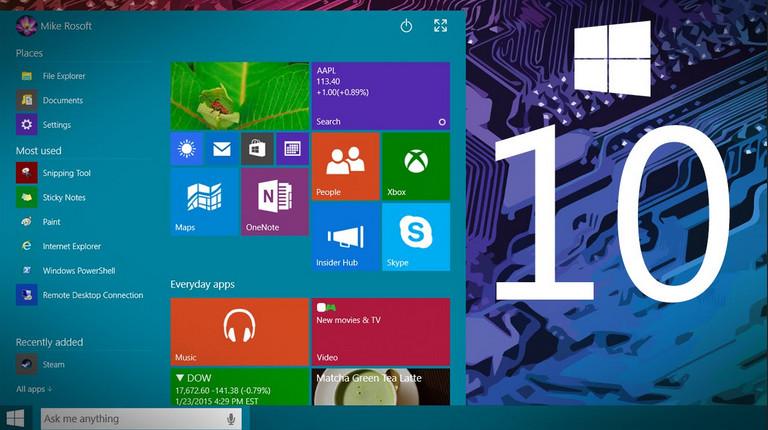 Harga Lisensi Windows 10 Akhirnya Dikonfirmasi Oleh Microsoft