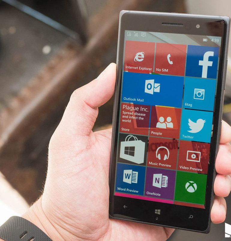 Melihat Windows 10 Mobile Build 10158 di Lumia 830