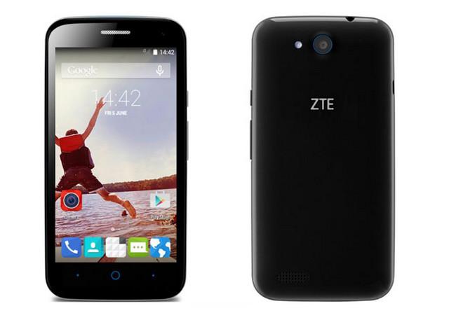 ZTE Blade Qlux, Ponsel 4G LTE Murah Meriah yang Baru Dirilis ZTE