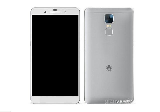 Ada Sensor Misterius di Sisi Depan Huawei Mate 8
