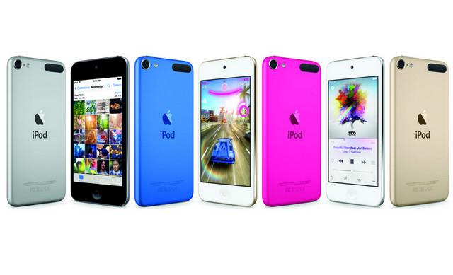 Apple iPod Touch Terbaru Generasi 6 Resmi Diluncurkan