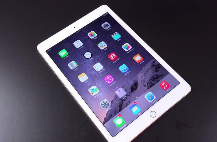 iPad Pro Pakai Layar 12,9 Inci Buatan Sharp