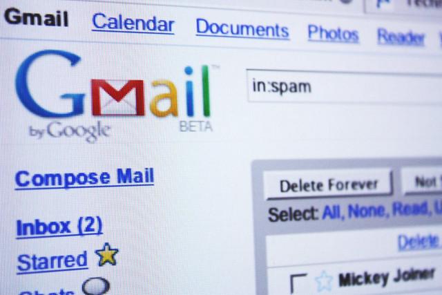 Gmail Kini Lebih Pintar Menyaring Email Spam