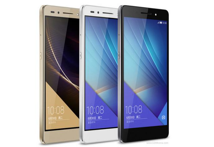 Setelah Huawei Mate S, Honor 7 Mungkin Segera Menyusul ke Indonesia