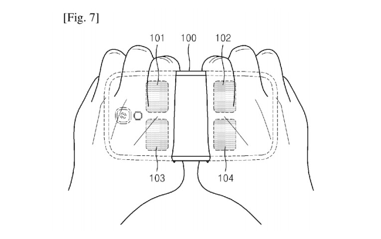 Kelak Smartphone Samsung Bisa Mengukur Lemak Tubuh