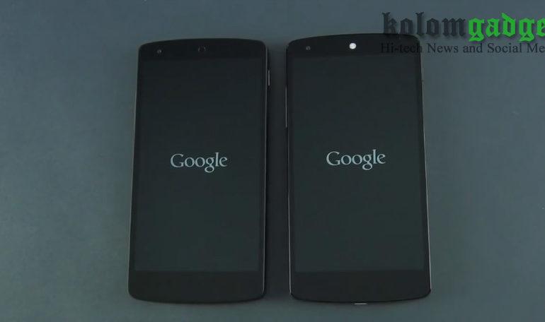 Nexus 5 2015 Produksi LG Bakal Dirilis Bareng Android M