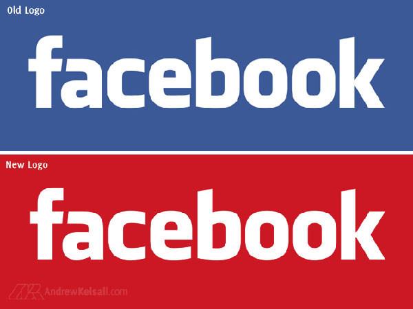 Logo Baru Facebook Kembar Tapi Tak Sama