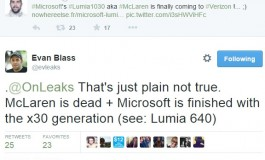 Microsoft Lumia 1030 Sudah Mati, Tak Ada Suksesor Untuk Lumia 1020