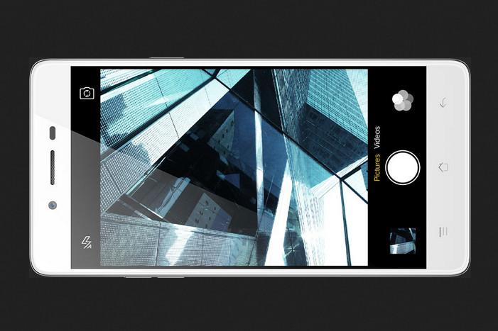 Suksesor R1x, Oppo Mirror 5 Resmi Diumumkan