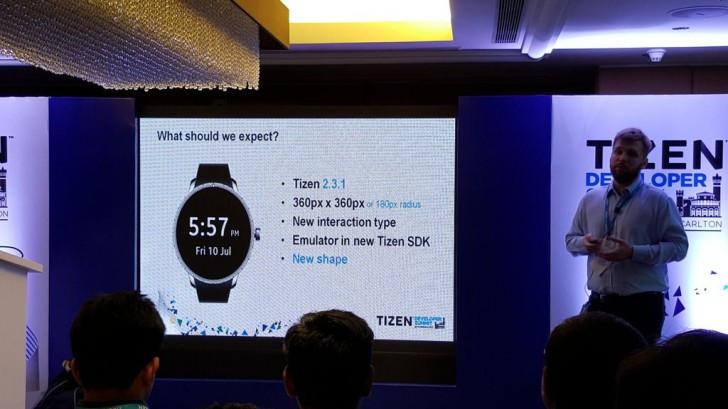 Samsung Akhirnya Ungkap Fitur Gear A, Termasuk Tizen 2.3.1