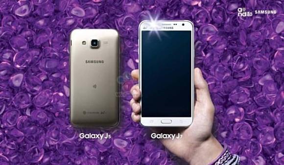 Samsung Galaxy J7 & Galaxy J5 Telah Rilis di India