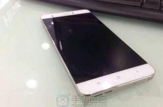 Seksinya Xiaomi Mi 5 Kenakan Layar Tanpa Bezel