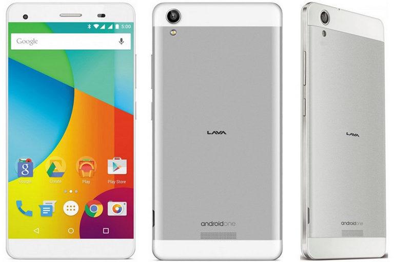 Smartphone Android One Generasi Kedua Itu Bernama Lava Pixel V1