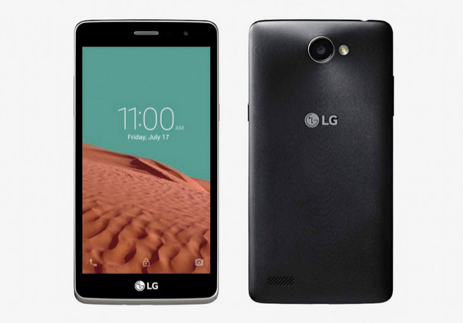 Smartphone Low-End LG Max Diluncurkan di India