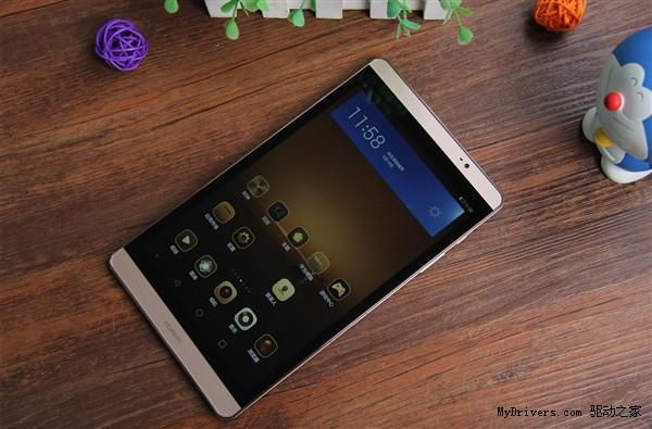 Tablet 8 Inci Huawei M2 Resmi Diluncurkan
