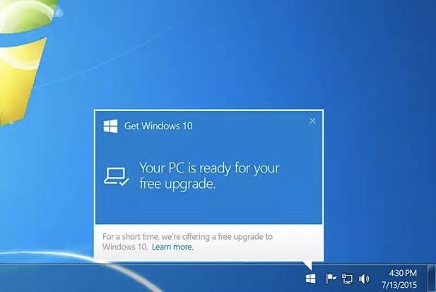 Windows 10 Akan Diunduh Tanpa Permisi