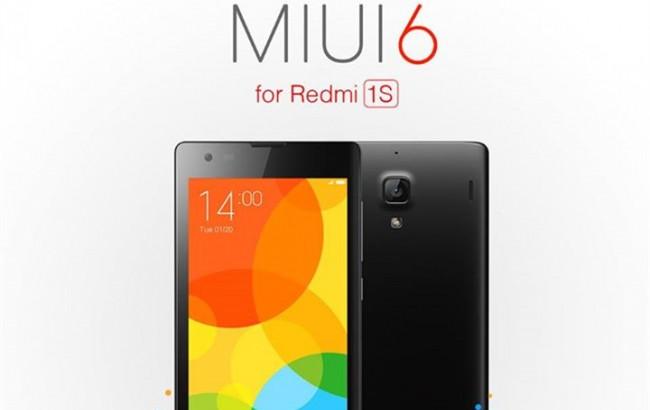 Xiaomi Redmi 1S Diperbarui, Bawa MIUI 6 yang Lebih Stabil