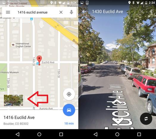 Akses Street View di Google Maps Kini Lebih Mudah dan Cepat