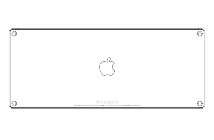 Apple Magic Mouse dan Wireless Keyboard Diperbarui 2