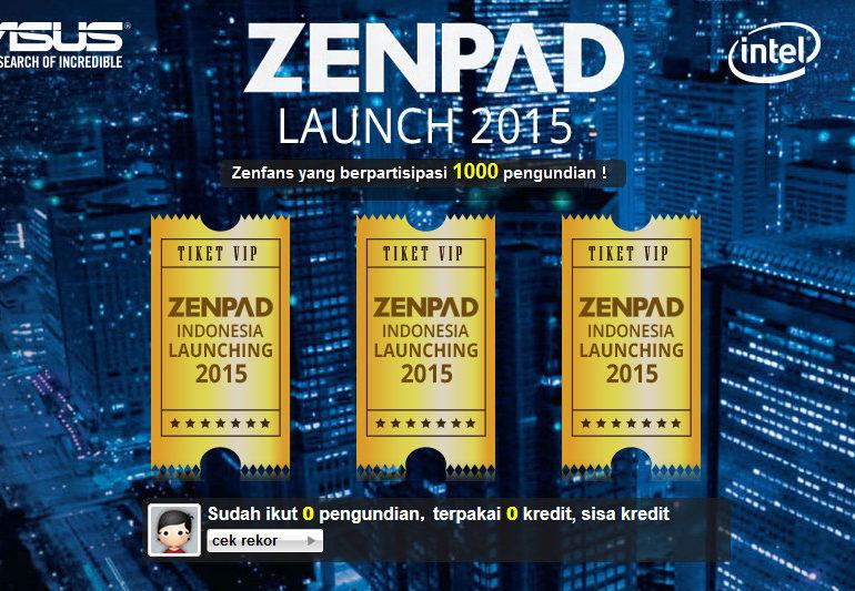 Asus ZenPad 8.0 & S8.0 Segera Diluncurkan di Indonesia?