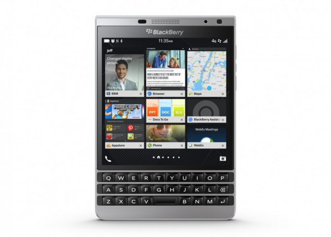 Blackberry Passport Silver Edition Akhirnya Diluncurkan Hari Ini