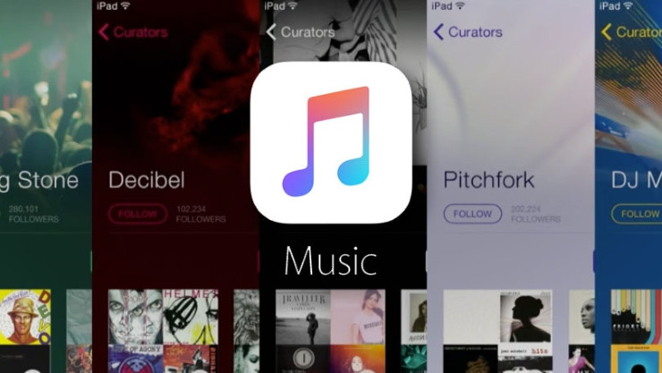 Hanya 6 Bulan, Apple Music Sudah Punya 10 Juta Pelanggan
