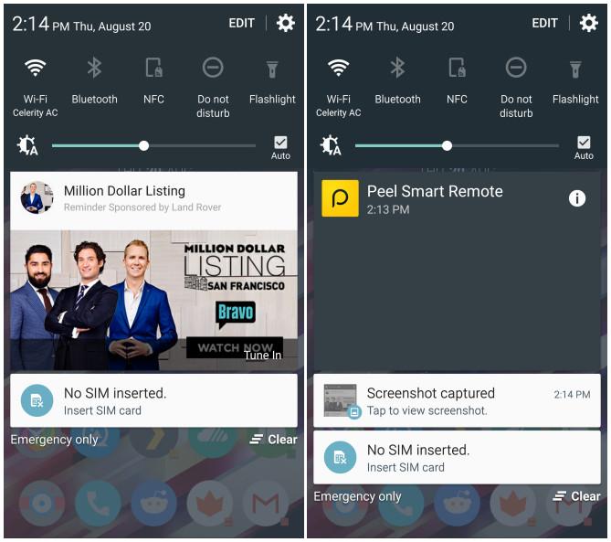 Duh, Samsung Mulai Jejali Iklan di Ponsel Buatannya 2
