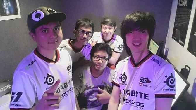 Gamer Indonesia Tuangkan Prestasi Jadi Juara di Turnamen Counter Strike Asia Pasifik