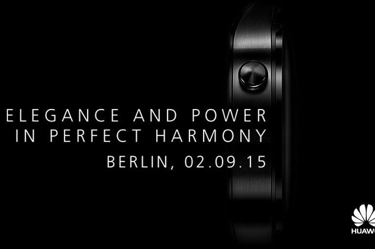 Huawei Watch Dipastikan Rilis 2 September