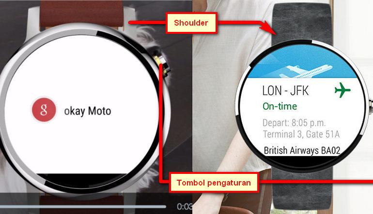Inikah Generasi Penerus Motorola Moto 360?