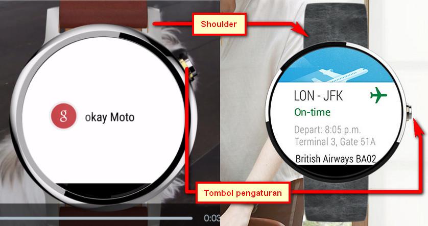 Inikah Generasi Penerus Motorola Moto 360.