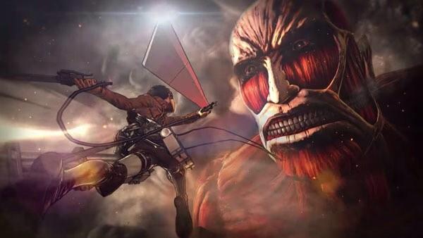 Intip Screenshot Perdana Attack on Titan Untuk PS4