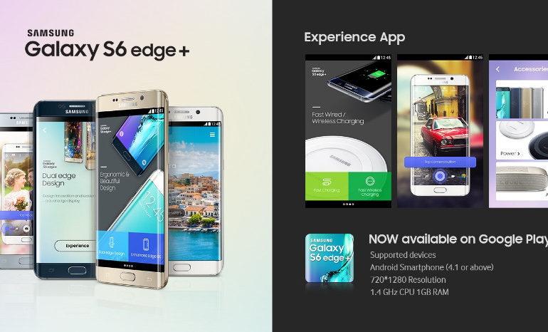 Jajal Samsung Galaxy Note5 & Galaxy S6 edge+ Bisa Pakai Aplikasi Ini